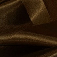 "0422-247 Dk. Umber Double Face Satin Ribbon ~ 3-5/8"" only"