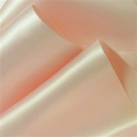 "0422-265 Soft Pink Double Face Satin Ribbon ~ 3-5/8"" only"