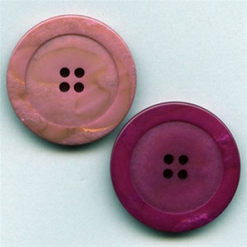 1187-Marbled Button - 2 colors, 5 Sizes