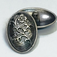 M-5170-Metal Fashion Button
