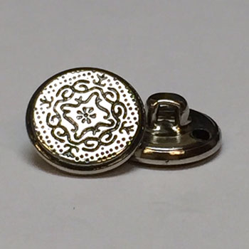 M-7313-Metal Fashion Button