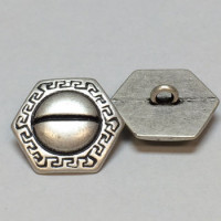 M-7816-Metal Fashion Button