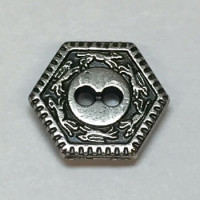 M-7842-Metal Fashion Button
