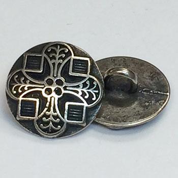 M-3097 Metal Shank Button