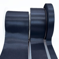 422 Color 239 - Slate Renaissance Double-Face Satin Ribbon, Sold by the Yard - 6 sizes