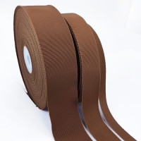 8000 Col. Lt. Brown Col. 39 Petersham Grosgrain Ribbon, 6 Sizes - Sold by the Yard