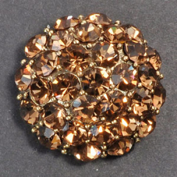 9182-Gold or Ant. Gold Base (3 Sizes, 15 Colors)