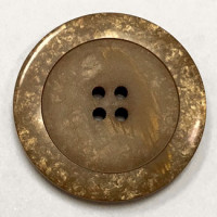 1187-Caramel Marbled Button, 5 Sizes