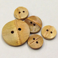 BA-100-Bamboo Button - 2 sizes