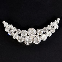 C-1203 Rhinestone Attachment - 2 Sizes