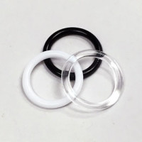 CL-312 Plastic O-ring for Bra or Swimwear