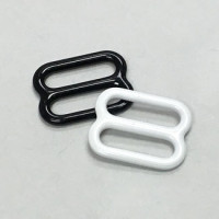 CM-011 Metal Slider for Lingerie or Swimwear, 2 sizes