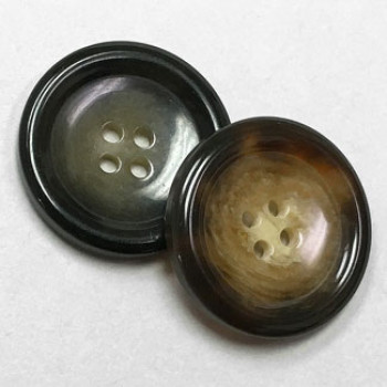 H-4900 Horn-Look Button - 2 Colors