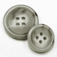 HNX-19 - Light Grey Suit Button - 2 Sizes
