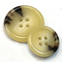HNX-25-Tan Suit Button - 2 Sizes