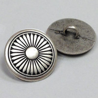 M-197-Metal Shank Button