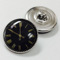 OCA-107 - Antique Clock Button