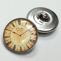 OCA-108 - Antique Clock Button