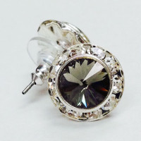 CRE-03 Swarovski Rhinestone Earrings