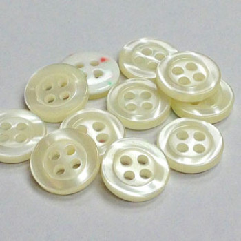 SB-005- Dress Shirt Button - 3 Sizes, Priced per Dozen