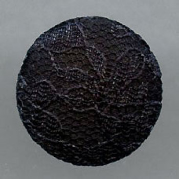 W-2045 Black Lace Buttons,  7 Sizes - Priced by the Dozen