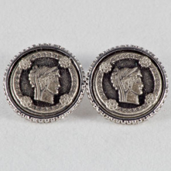 CFM-108  Metal Cufflinks