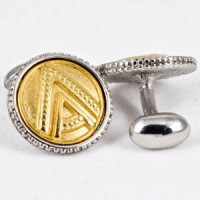 CFM-117  Metal Cufflinks