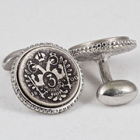 CFM-118  Metal Cufflinks