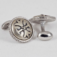 CFM-120  Metal Cufflinks