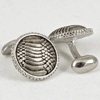 CFM-122  Metal Cufflinks