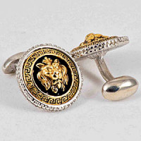 CFM-125  Metal Cufflinks