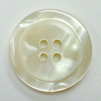 P-1291 Pearly Iridescent Button