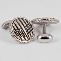 CFM-126  Metal Cufflinks