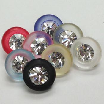 A-5312 Acrylic Button - 8 Colors