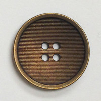 M-005-Metal Fashion Button