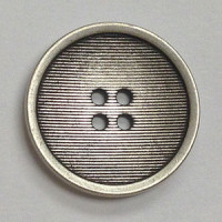 M-006-Metal Fashion Button