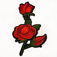 E-1810 Rose Applique