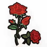 E-1811 Rose Applique