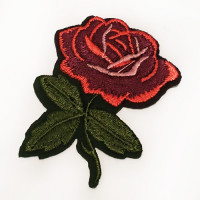 E-1812 Rose Applique