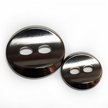 GM-1143 Gunmetal Button, 3 Sizes