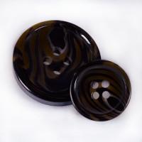 HNA-506 Dk, Brown Suit  Button - 3 Sizes