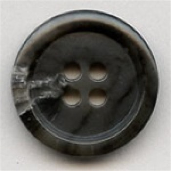 HNX-28-NU Grey Suit Button - 2 Sizes