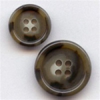 HNX-32-Mottled Brown Suit Button