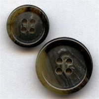 HNX-41-Brown Suit Button - 3 Sizes