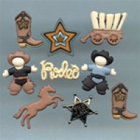 JJ-5804-Rodeo Buttons