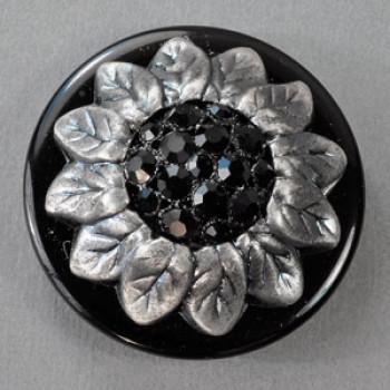 LF-9183G/S Sunflower Button