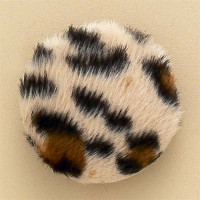 LP-8021-Tan and Black Leopard Spots