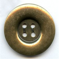 M-017-Metal Fashion Button, 3 Sizes