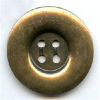M-017-Metal Fashion Button, 3 Sizes