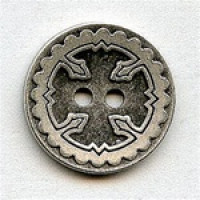 M-2210 Southwestern Metal Button